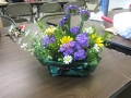 2013-06-15 Flower Arrangement Class for Father's Day
