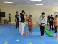 2017-07-16 Taekwondo Class