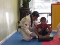 2012-08 Taekwondo Class