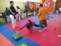 2013- Taekwondo Class