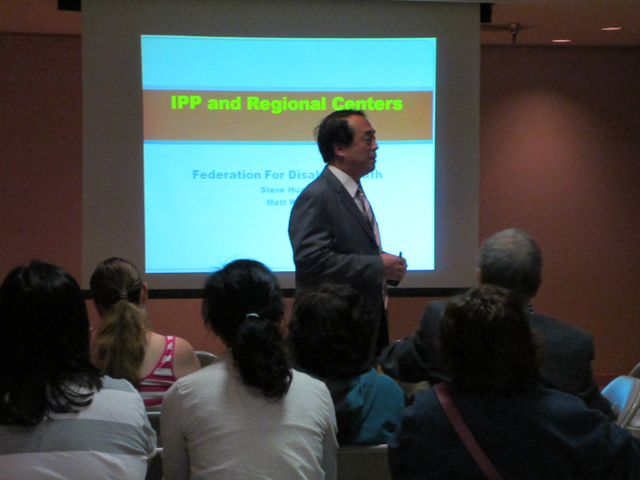 IPP and Regional Centers